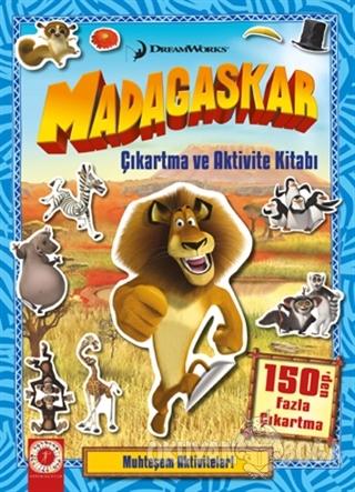 DreamWorks - Madagaskar - Kolektif - Artemis Yayınları