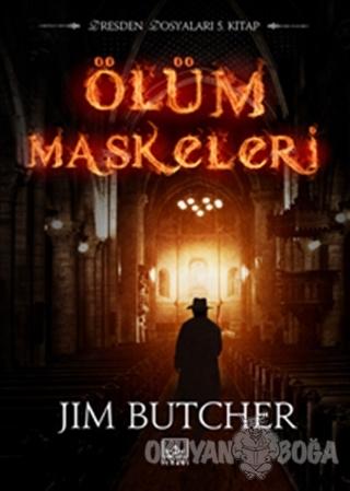 Dresden Maskeleri 5 - Ölüm Maskeleri - Jim Butcher - İthaki Yayınları