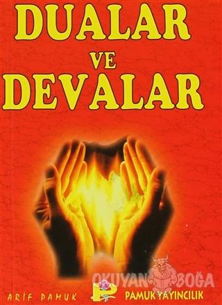 Dualar ve Devalar - Küçük Boy (Dua-016) - Arif Pamuk - Pamuk Yayıncılı