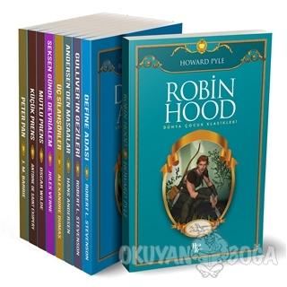 Dünya Çocuk Klasikleri Seti - Hans Christian Andersen - Halk Kitabevi