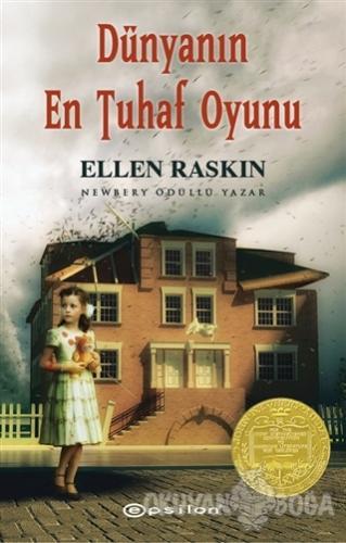 Dünyanın En Tuhaf Oyunu - Ellen Raskin - Epsilon Yayınevi
