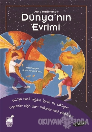 Dünya'nın Evrimi - Anna Hatzimanoli - Dinozor Çocuk