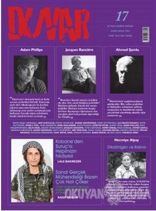 Duvar Dergisi Sayı: 17 / Kasım - Aralık 2014 - Kolektif - Duvar Dergis