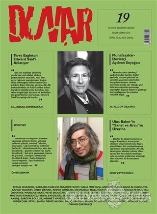 Duvar Dergisi Sayı: 19 / Mart - Nisan 2015 - Kolektif - Duvar Dergisi
