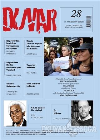 Duvar Dergisi Sayı: 28 / Kasım - Aralık 2016 - Kolektif - Duvar Dergis