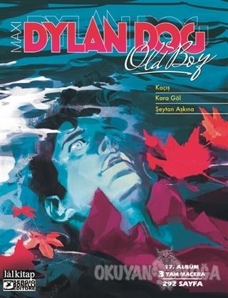 Dylan Dog Maxi Albüm 17 - Kaçış - Giuseppe De Nardo - Lal Kitap