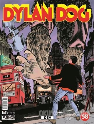 Dylan Dog Sayı 58 - Dev