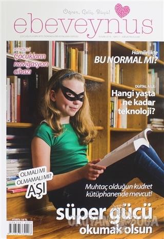 Ebeveynus Dergisi Sayı: 1 Kasım 2019