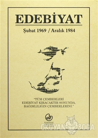 Edebiyat (Şubat 1969 - Aralık 1984) (Ciltli)