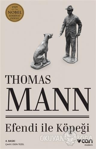 Efendi İle Köpeği - Thomas Mann - Can Yayınları