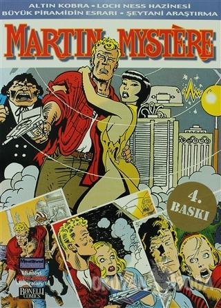 Efsanevi Martin Mystere Maceraları: 1 - Alfredo Castelli - Oğlak Yayın
