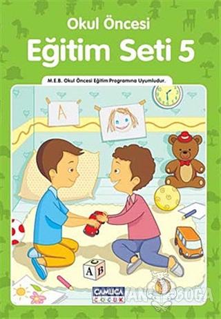 Eğitim Seti 5 - Abdullah Özbek - Çamlıca Çocuk Yayınları