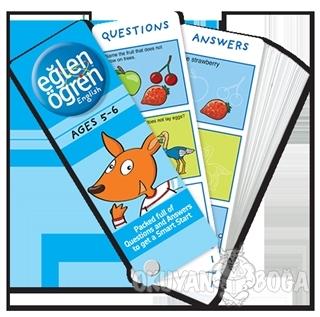 Eğlen Öğren English Time Card (5-6 Ages)