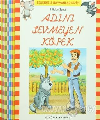 Eğlenceli Hayvanlar Dizisi (10 Kitap Takım) - İ. Hakkı Sunat - Özyürek