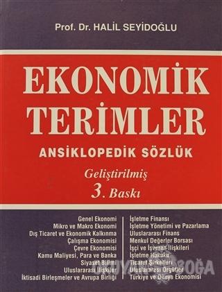 Ekonomik Terimler Ansiklopedik Sözlük (Ciltli)