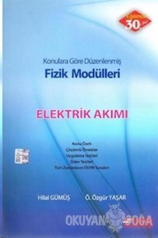 Elektrik Akımı - Konularına Göre Düzenlenmiş Fizik Modülleri