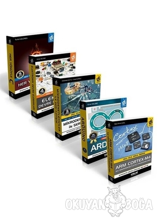 Elektrik Elektronik Mühendisliği Seti (5 Kitap Takım)