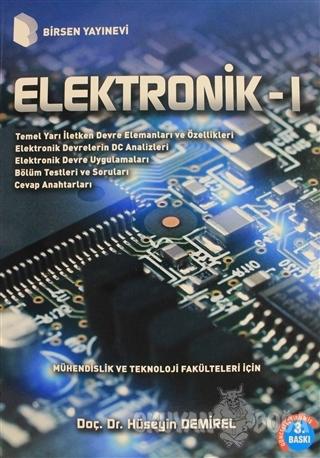 Elektronik 1 - Hüseyin Demirel - Birsen Yayınevi