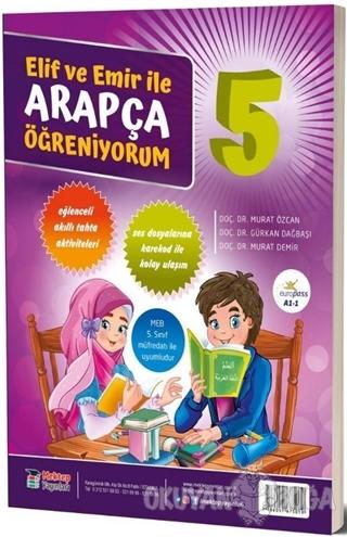Elif ve Emir İle Arapça Öğreniyorum 5. Sınıf