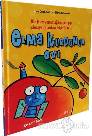 Elma Kurdunun Evi (Ciltli)