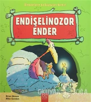 Endişelinozor Ender - Brian Moses - 1001 Çiçek Kitaplar