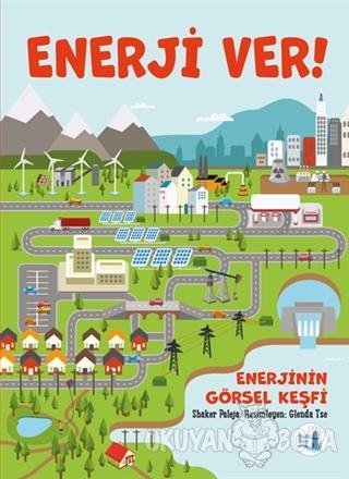 Enerji Ver! - Shaker Paleja - Büyülü Fener Yayınları