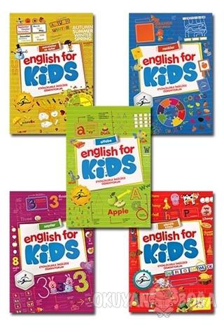 English For Kids (5 Kitap Takım)
