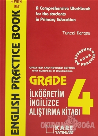 English Practice Book Grade-4 A Comprehensive Workbook for the Student