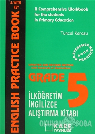 English Practice Book Grade-5 A Comprehensive Workbook for the Student