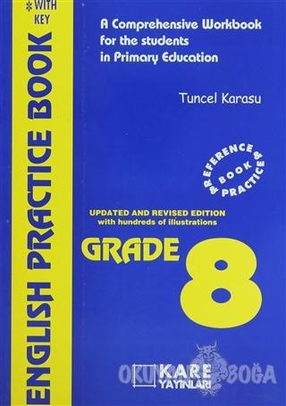 English Practice Book Grade 8 - Tuncel Karasu - Kare Yayınları - Okuma