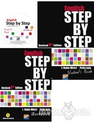 English Step By Step Student's Book Set (2 Kitap) - İ. Hakkı Mirici -