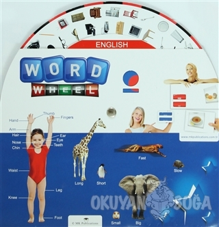 English Word Wheel - Kolektif - MK Publications