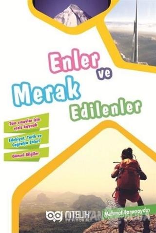 Enler ve Merak Edilenler - Mehmet Baranaydın - Nitelik Yayınları