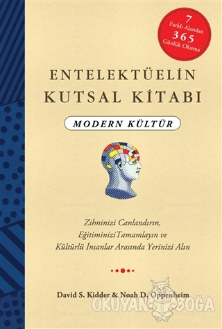 Entelektüelin Kutsal Kitabı : Modern Kültür (Ciltli) - David S. Kidder