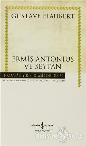 Ermiş Antonius ve Şeytan (Ciltli)