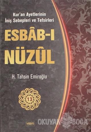 Esbab-ı Nüzul Cilt: 13 (Ciltli)