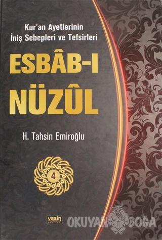 Esbab-ı Nüzul Cilt: 4 (Ciltli)