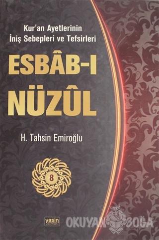 Esbab-ı Nüzul Cilt: 8 (Ciltli)