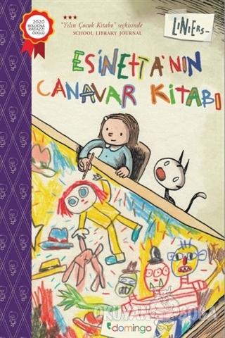 Esinetta'nın Canavar Kitabı - Ricardo Liniers - Domingo Yayınevi