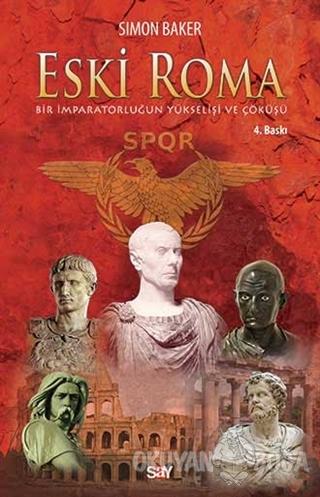 Eski Roma - Simon Baker - Say Yayınları