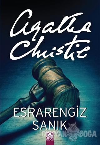 Esrarengiz Sanık - Agatha Christie - Altın Kitaplar