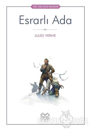 Esrarlı Ada - Jules Verne - 1001 Çiçek Kitaplar