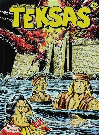 EsseGesse Teksas 25 - Esse Gesse - Hoz Yayınları