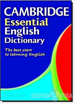 Essential English Dictionary