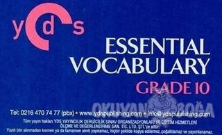 Essential Vocabulary Grade 10