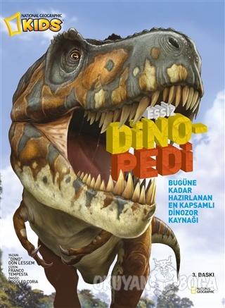 Eşsiz Dinopedi (Ciltli) - Dino Don Lessem - Beta Kids
