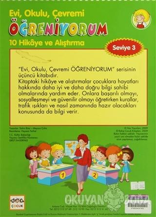 Evi, Okulu, Çevremi Öğreniyorum Seviye 3 - Salim Bitar - Nar Yayınları