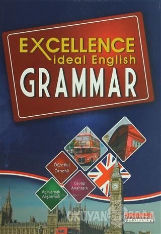 Excellence İdeal English Grammar - Ahmet Yalçın - Excellence Yayınları