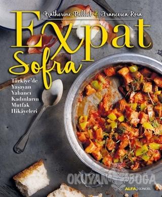 Expat Sofra - Katherine Belliel - Alfa Yayınları