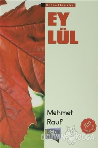 Eylül - Mehmet Rauf - Gece Kitaplığı